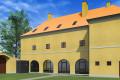 A homokkomáromi régi kolostor felújítása 2.
